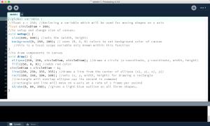 Zein's original code