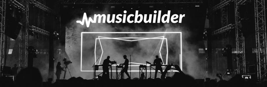 MusicBuilder Header