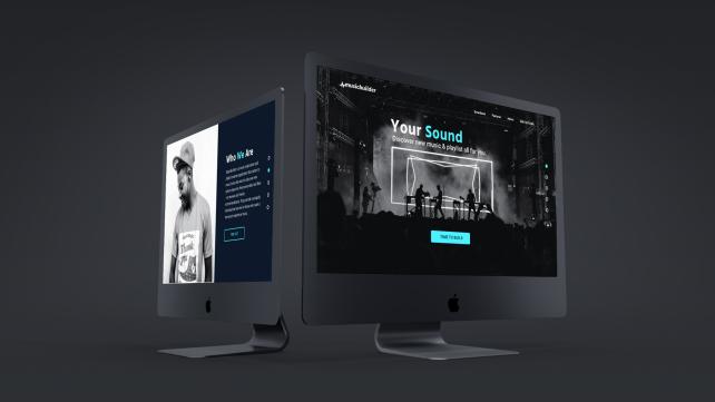 MusicBuilder Desktop Version